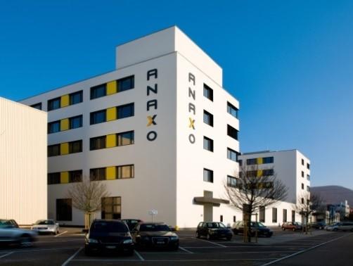 Neubau Anaxo Businesscenter