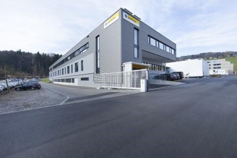 Neubau Paul Forrer AG