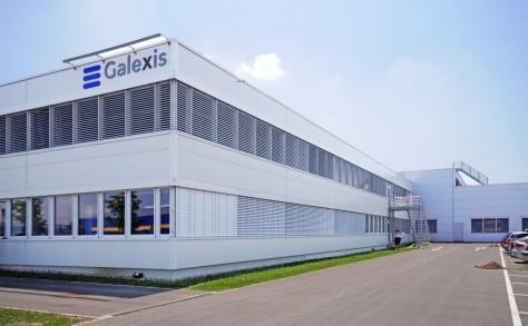 Neubau Galexis