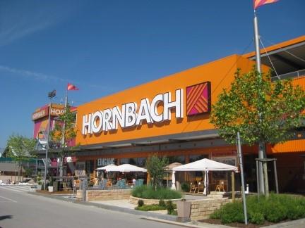 Neubau Hornbach