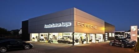 Neubau Porsche