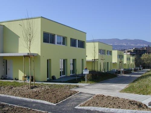 Neubau Wohnüberbauung Sonnenpark